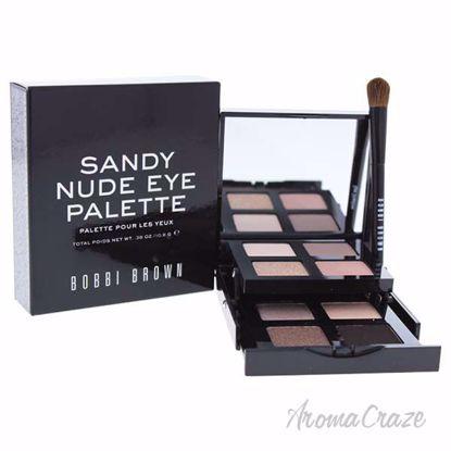 Sandy Nudes Eye Palette by Bobbi Brown for Women - 0.38 oz E