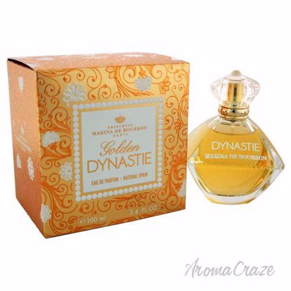 Golden Dynastie by Princesse Marina de Bourbon for Women - 3