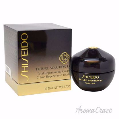 Future Solution LX Total Regenerating Cream by Shiseido for