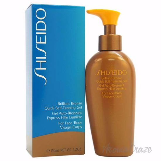 Brilliant Bronze Quick Self Tanning Gel (For Face & Body) by