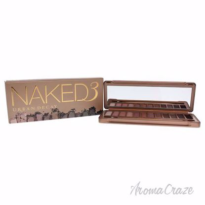 Naked3 Eyeshadow Palette by Urban Decay for Women - 1 Pc Pal