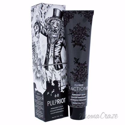 Faction8 Permanent Hair Color 6-0 Natural by Pulp Riot for U