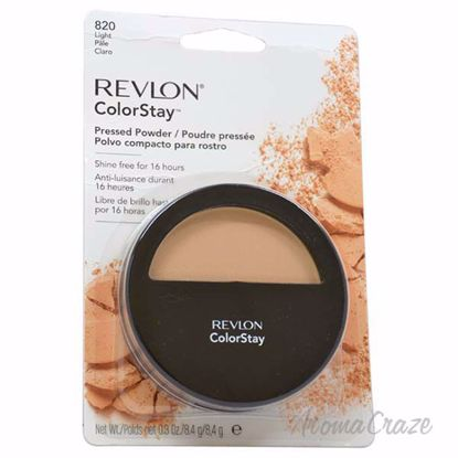 ColorStay Pressed Powder with Softflex # 820 Light by Revlon