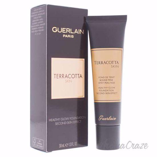 Terracotta Skin Healthy Glow Foundation - Brunettes by Guerlain for Women - 95bd1b251c