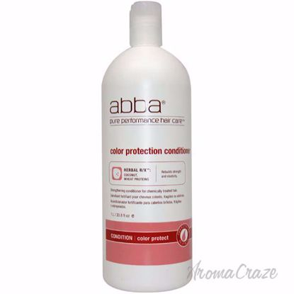 Pure Color Protect Conditioner by ABBA for Unisex - 33.8 oz