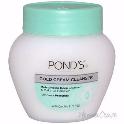 Cold Cream Cleanser by Ponds for Unisex - 6.1 oz Cleanser