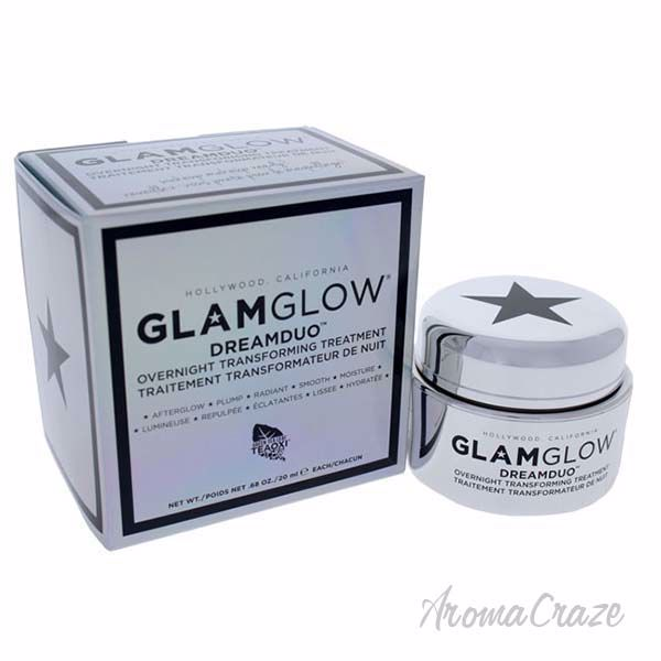 Dreamduo Overnight Transforming Treatment by Glamglow for Unisex -  68 oz  Treatment