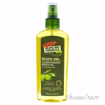 Olive Oil Conditioning Spray Oil by Palmers for Unisex - 5.1