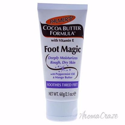 Cocoa Butter Foot Magic Cream by Palmers for Unisex - 2.1 oz