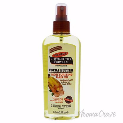 Cocoa Butter Moisturizing Hair Oil by Palmers for Unisex - 5