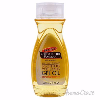 Cocoa Butter Soothing Moisturizing Gel Oil SPF 15 by Palmers