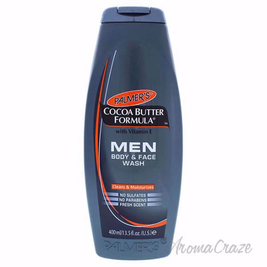 Cocoa Butter Men Body and Face Wash by Palmers for Men - 13.