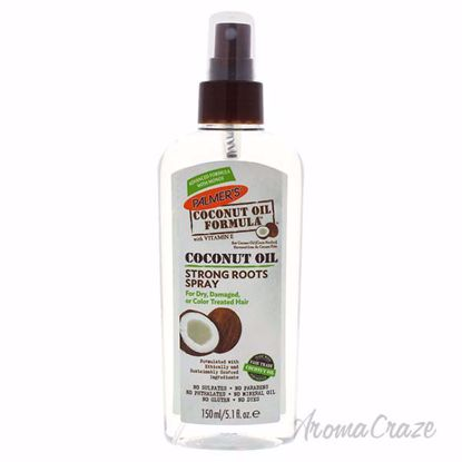 Coconut Oil Strong Roots Spray by Palmers for Unisex - 5.1 o