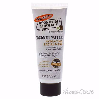 Coconut Water Hydrating Facial Mask by Palmers for Unisex -