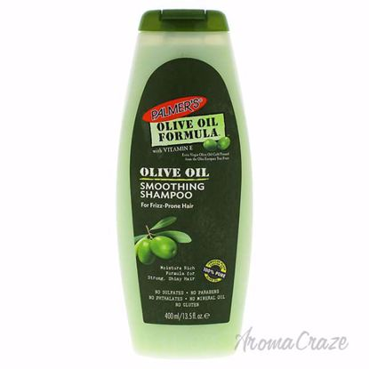 Olive Oil Smoothing Shampoo by Palmers for Unisex - 13.5 oz