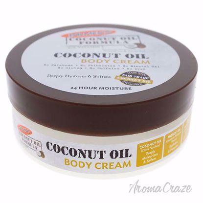 Coconut Oil Body Cream by Palmers for Unisex - 4.4 oz Body C