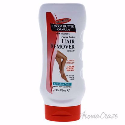 Cocoa Butter Hair Remover for Body by Palmers for Women - 8 oz Hair Remover - Hair Remover   Hair Remover For Women   Hair Care Products   Hair Remover Cream   AromaCraze.com