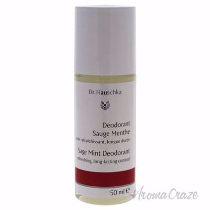 Sage Mint Deodorant Roll-on by Dr. Hauschka for Women - 1.7