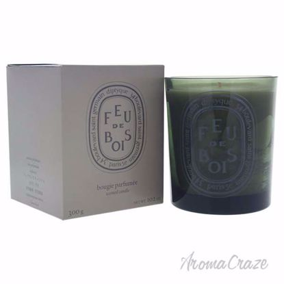 Feu De Bois Scented Candle by Diptyque for Unisex - 10.2 oz Candle - Scented Candles | Best Scented Candles | Scented Candles in Bulk | Best Smelling Candles | Luxury Candles | Christmas Scented Candles | AromaCraze.com