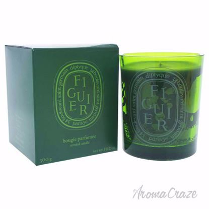 Figuier Scented Candle by Diptyque for Unisex - 10.2 oz Candle - Scented Candles | Best Scented Candles | Scented Candles in Bulk | Best Smelling Candles | Luxury Candles | Christmas Scented Candles | AromaCraze.com