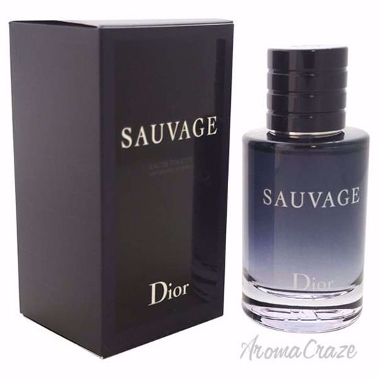Picture of Sauvage by Christian Dior for Men - 2 oz EDT Spray