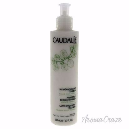 Gentle Cleansing Milk by Caudalie for Women - 6.7 oz Cleanser - Face Care Products | Facial Care Products | All Natural Skin care | Best Anti Aging Skin Care Products | AromaCraze.com