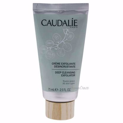 Deep Cleansing Exfoliator by Caudalie for Women - 2.5 oz Scrub - Face Care Products | Facial Care Products | All Natural Skin care | Best Anti Aging Skin Care Products | AromaCraze.com