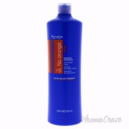 No Orange Mask by Fanola for Unisex - 33.8 oz Mask