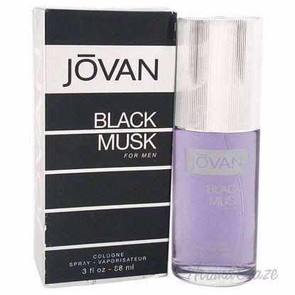 Jovan Black Musk by Jovan for Men - 3 oz Cologne Spray (Test