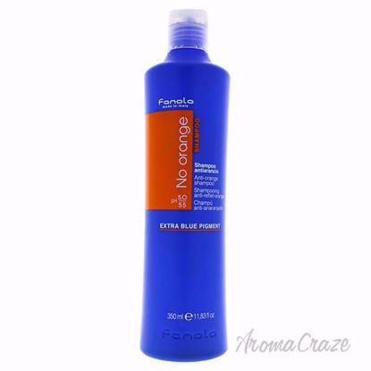 No Orange Shampoo by Fanola for Unisex - 11.8 oz Shampoo