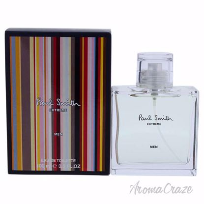 Paul Smith Extreme by Paul Smith for Men - 3.3 oz EDT Spray
