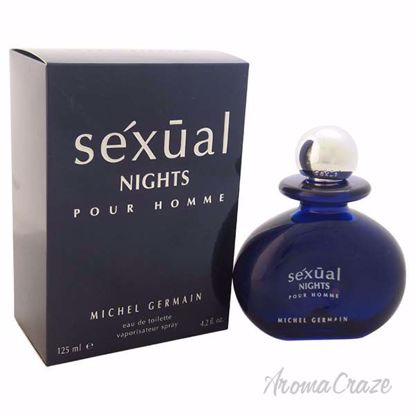 Sexual Nights by Michel Germain for Men - 4.2 oz EDT Spray