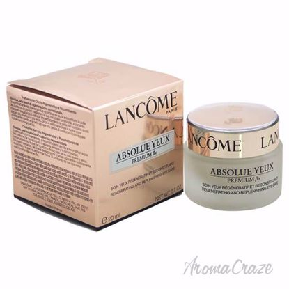 Picture of Absolue Yeux Premium Bx Regenerating and Replenishing Eye Care by Lancome for Unisex - 0.7 oz Cream