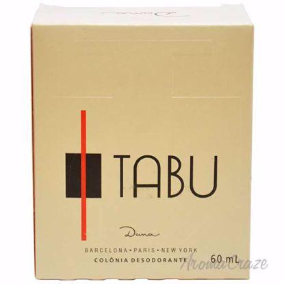 Tabu by Dana for Women - 2 oz Deodorant Cologne Splash