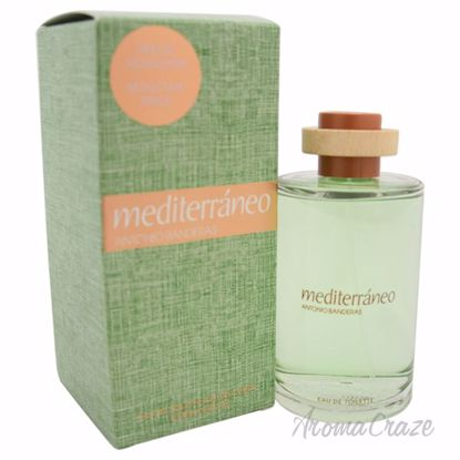 Mediterraneo by Antonio Banderas for Men - 6.8 oz EDT Spray