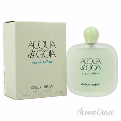 Acqua Di Gioia by Giorgio Armani for Women - 3.4 oz EDT Spra
