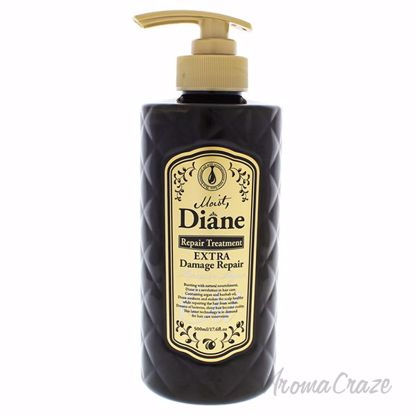 Oil Treatment Extra Damage Repair by Moist Diane for Unisex