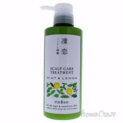 Scalp Care Treatment Mint and Lemon by RinRen for Unisex - 1