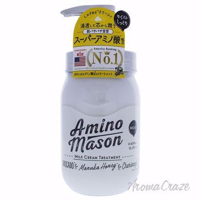 Moist Milk Cream Treatment by Amino Mason for Unisex - 15.2