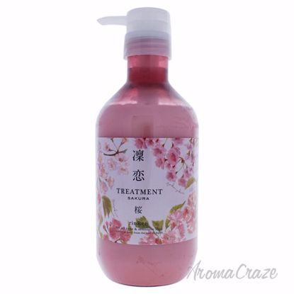 Treatment Sakura by RinRen for Unisex - 16.9 oz Treatment