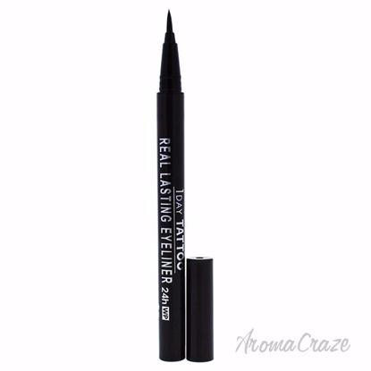Real Lasting Eyeliner 24H - 1 Brown Black by K-Palette for W