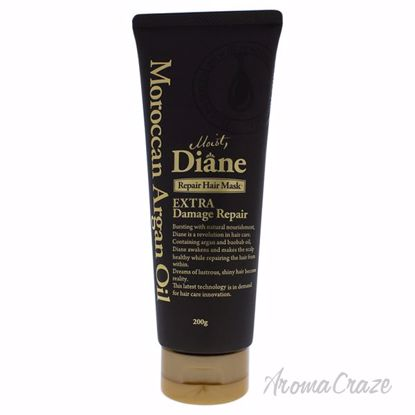 Hair Mask Extra Damage Repair by Moist Diane for Unisex - 7.