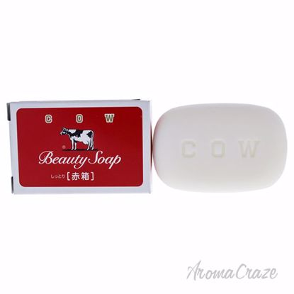 Beauty Soap Red by Cow Brand for Women - 3.5 oz Soap