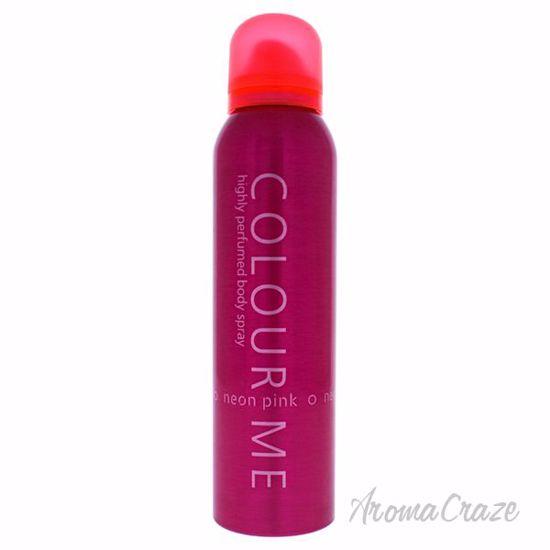 Colour Me Neon Pink by Milton-Lloyd for Women - 5.1 oz Body