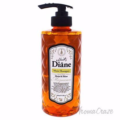 Oil Shampoo Extra Moist by Moist Diane for Unisex - 17.6 oz