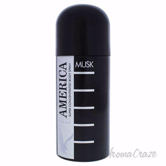 America Musk by Milton-Lloyd for Men - 5.1 oz Body Spray