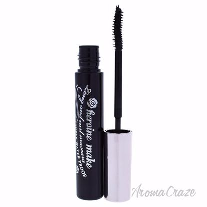 Long and Curl Mascara Super Waterproof - 01 Super Black by H