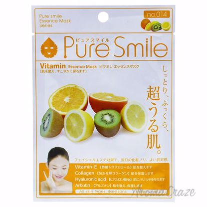 Essence mask - Vitamin by Pure Smile for Women - 0.8 oz Mask