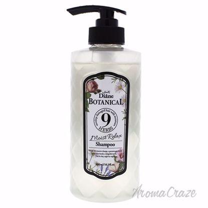 Botanical Moist Relax Shampoo by Moist Diane for Unisex - 16