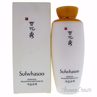Essential Balancing Emulsion Ex by Sulwhasoo for Women - 4.2